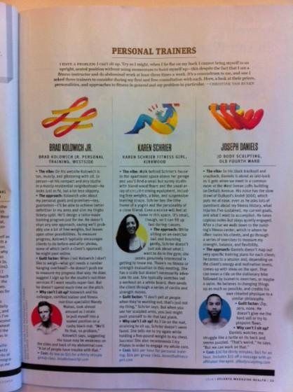 Atlanta Magazine story